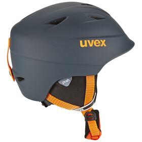 UVEX Airwing 2 Pro - Casque Enfant - gris